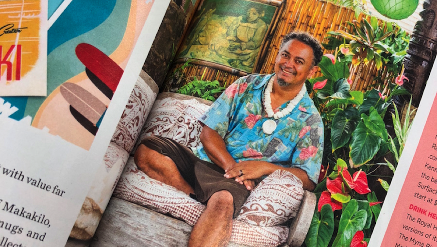 Coastal Living Magazine Hawaii Issue
