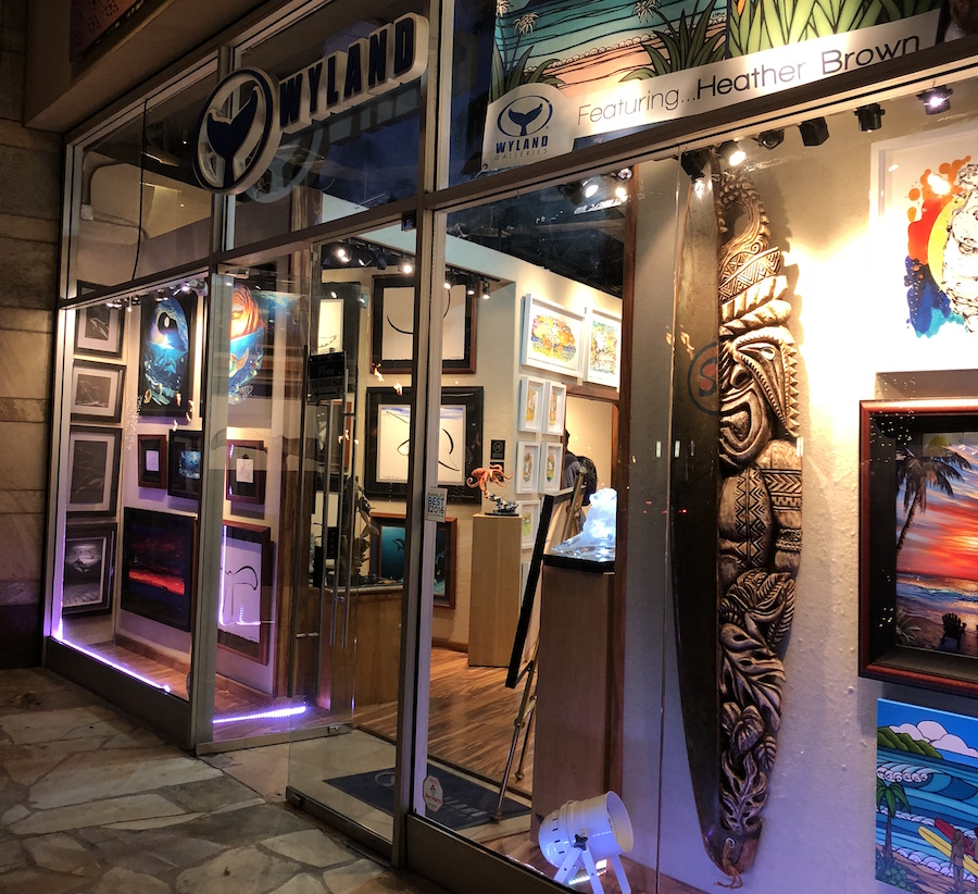 South Sea Arts Wayland Galleries Waikiki