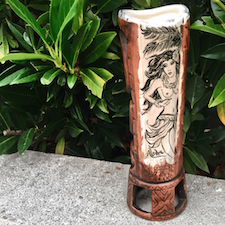Tiki Mugs Hawaii