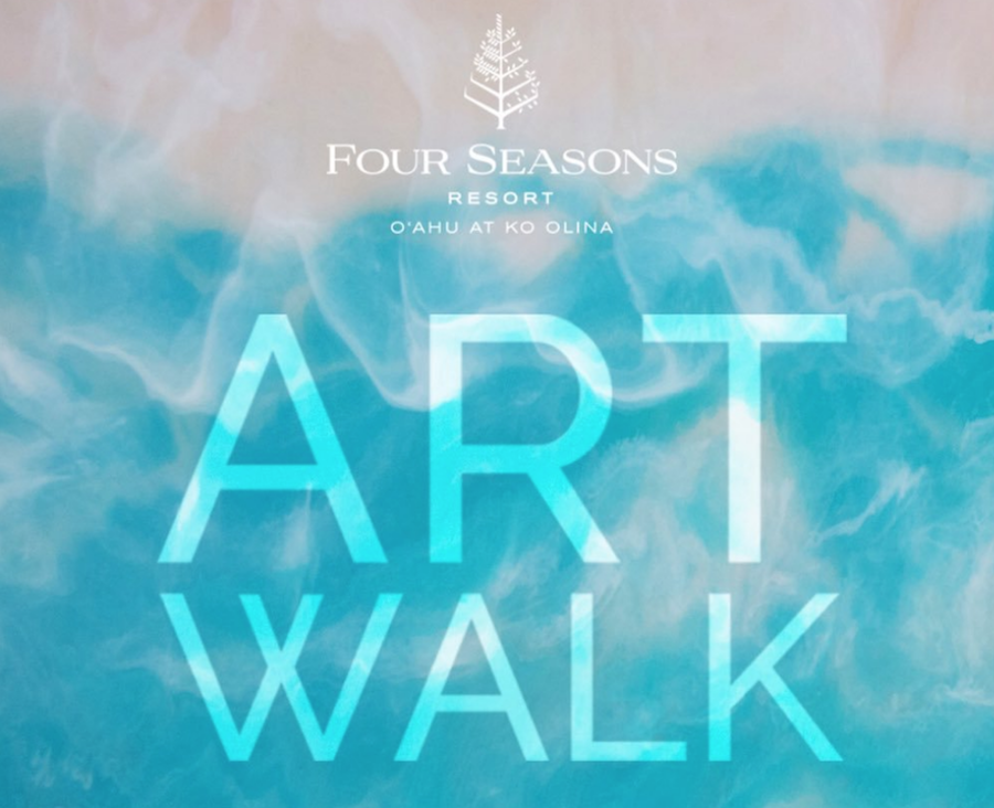 Four Seasons Ko olina Art Walk Surfboards