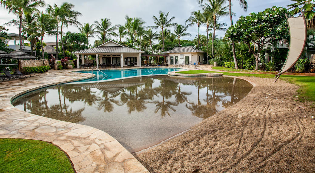 south-sea-bungalows-coconut-plantation-vacation-rental-koolina-pool