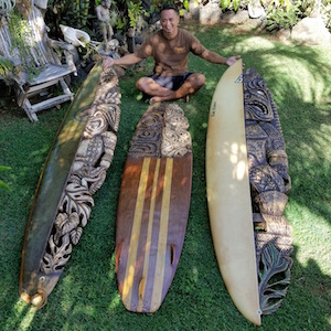South Sea Arts Surfboards